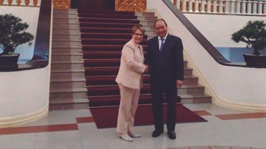 Vietnã oferece país como porta de entrada para produtos brasileiros na Ásia