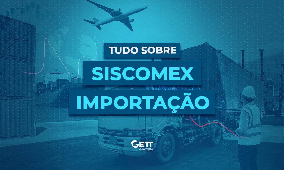 siscomex importação