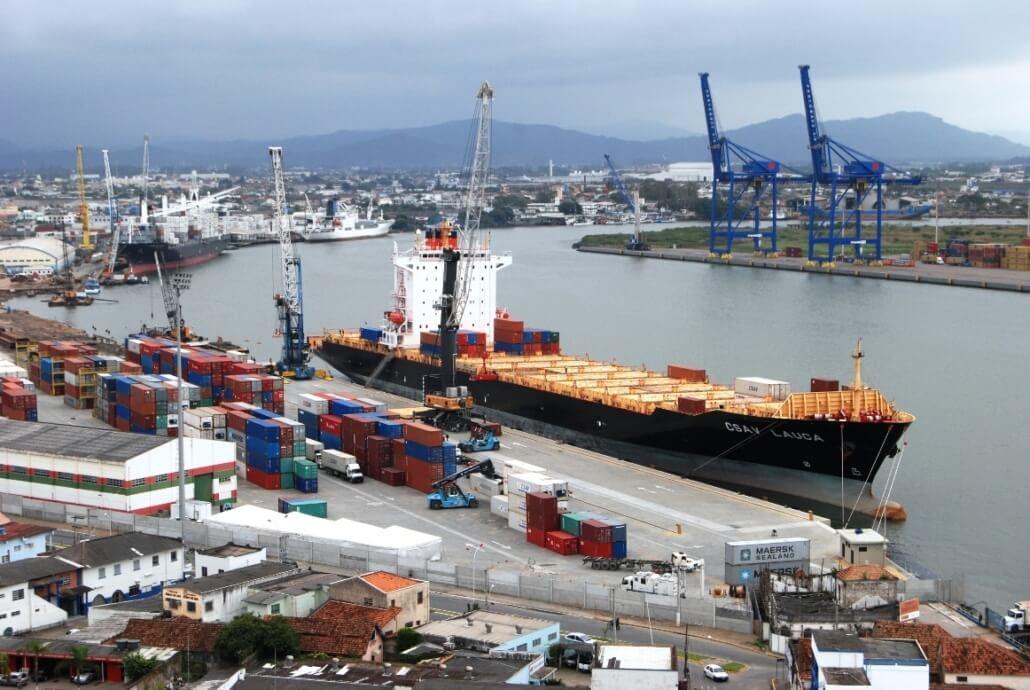 porto de itajaí