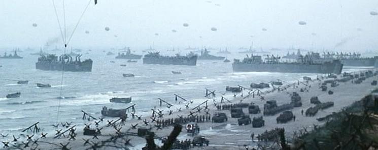 filme soldado ryan logística internacional