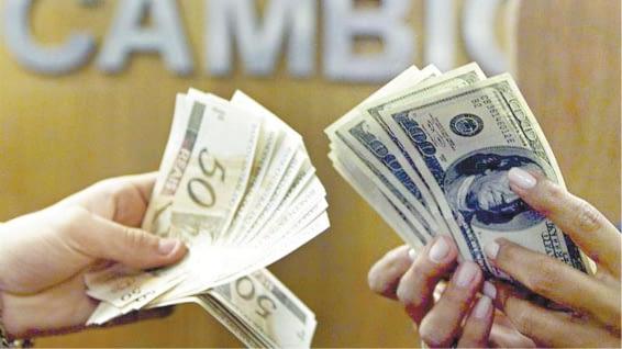 contrato de câmbio dinheiro
