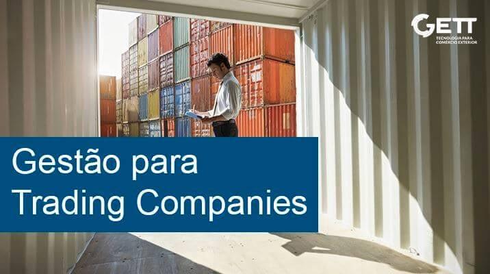 gestão de trading company
