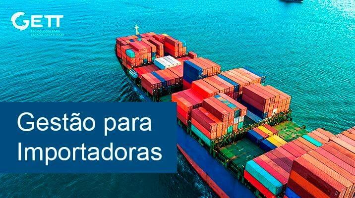 gestão para importadoras