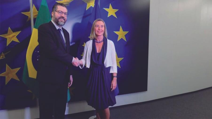 COMEX: Acordo Mercosul e UE deve promover transparência às licitações do Brasil