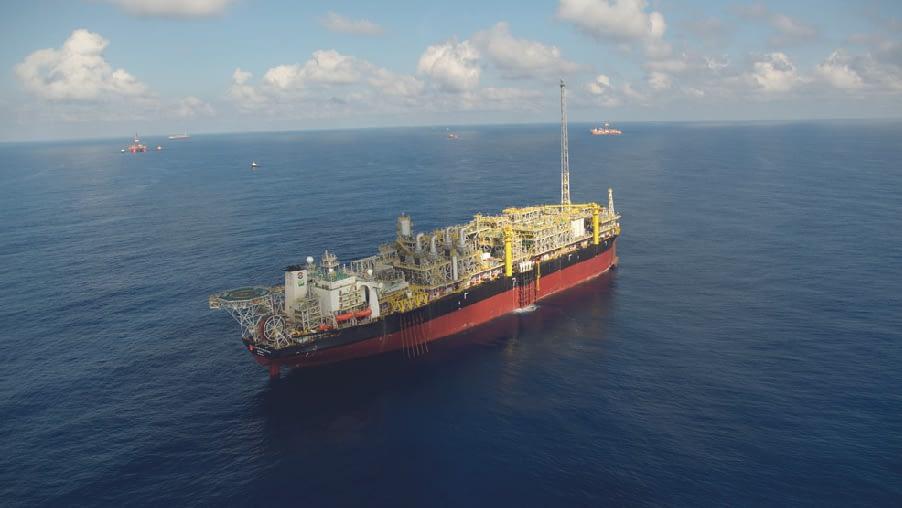 Produção de petróleo no Brasil sobe 4,8% em dezembro